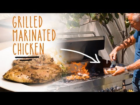 Keto Recipe – Devyn's Grilled Marinated Chicken