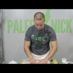 PALEO EXPRESS – Honey Walnut Shrimp – Paleo Cooking with Nick Massie