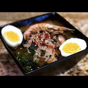 Spicy Shrimp Ramen Recipe | Keto Daily