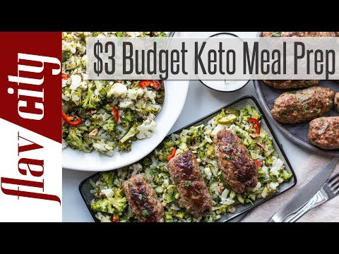 Keto Meal Plan On A Budget – Low Carb Ketogenic Diet Recipes