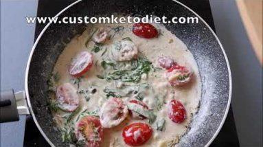 Keto Creamy Butter Shrimp Recipe   Keto Recipes