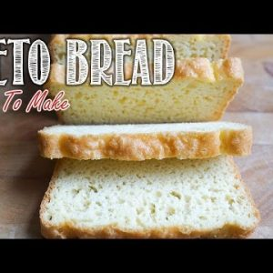 How To Make The Best Keto Bread | Almost No Cooking Skills Required!