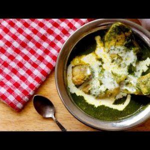 Keto Saag Chicken (Chicken Saagwala)   Keto Recipes   Headbanger's Kitchen