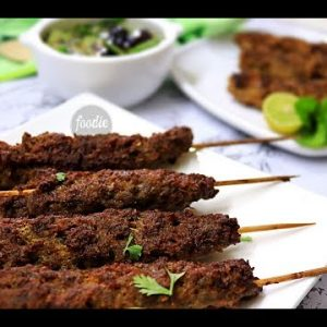 Beef seekh Kabab | with & without oven | KETO/LCHF