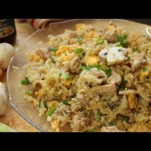 Keto Chicken Fried Rice   Keto Recipes   Headbanger's Kitchen