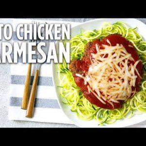 How to Make Keto Chicken Parmesan | Healthy New Year Recipes | Allrecipes.com