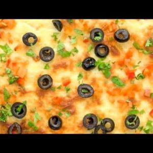 """Keto Recipe – Chicken Enchilada Casserole """"Cheesy & Saucy"""""""