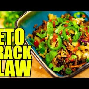 The Best Crack Slaw Recipe! Keto Friendly! Low Carb!