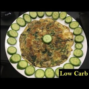 Best Keto breakfast | Vegetable Cheese Omelette recipe in Tamil|Eng subtitles| LCHF | Keto recipes