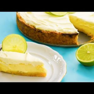 Keto Key Lime Pie Recipe – The BEST Low-Carb Sugar Free Version Around (Delicious)