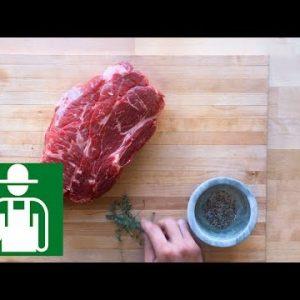 24 hour Sous Vide Beef | Au Jus | Cheap Keto Meat Recipe