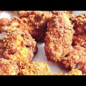 Keto Fried Chicken: Hot & Spicy! | I Heart Recipes