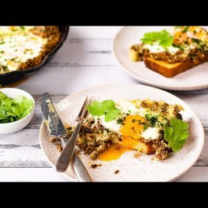 Eggs & Ground Beef Recipe – Keto, Paleo & Carnivore & Easy to Make for Breakfast, Lunch or Dinner!
