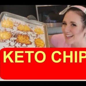 🔴 BEST Keto Snacks 🔴 Keto Cheese Chips Crackers 🔴 Easy Keto Recipes