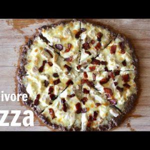 Carnivore Pizza Recipe (zero carb keto)