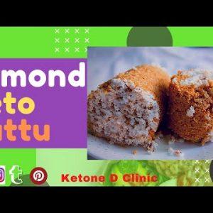 Best Keto Breakfast | Almond Puttu |keto puttu | Indian Keto Breakfast |keto recipes | weight loss