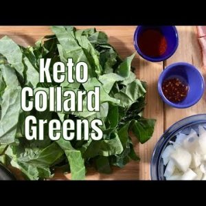 Keto Collard Greens – The BEST Low Carb Southern Side Recipe