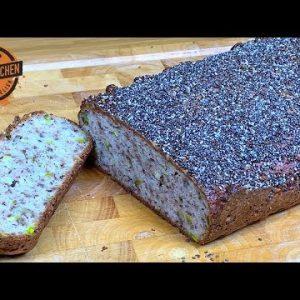 Best KETO BREAD recipe Low Carb No Sugar 4K