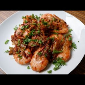 Keto Cajun Shrimp and Bacon Recipe