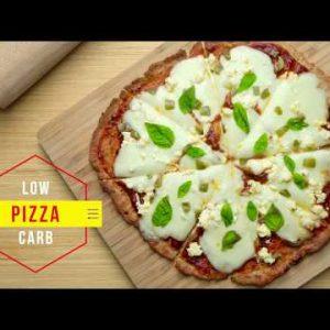 The BEST Keto Pizza Recipe!