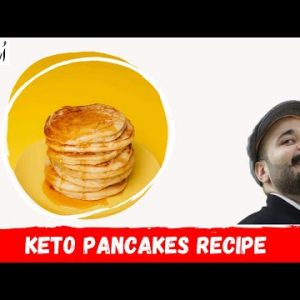 The Best Keto Pancakes | Easy Ketogenic Recipes | Low Carb Desserts | Ali Hashmi 2019 [Urdu/Hindi]