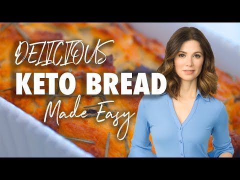 The BEST Keto Bread Recipe