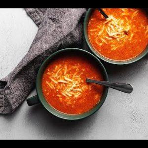 Keto Chicken Enchilada Soup (Chili's Copycat)