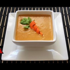 Keto Roasted Carrot, Squash and Ginger Soup | Best Keto Recipes | Keto Recipes