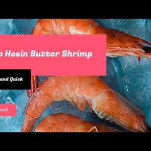 How to Make Hosin Butter Shrimp Quick | Simple Keto Recipes