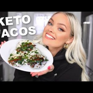 BEST KETO TACO RECIPE – QUICK, EASY & LOW CARB!