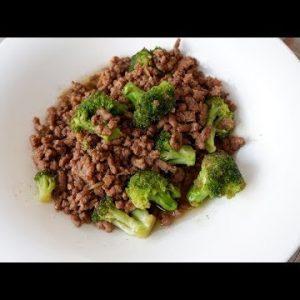 Easy Keto Beef and Broccoli Stir-Fry Recipe