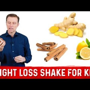 The Best Recipe For Homemade Keto Shake for Weight Loss – Dr.Berg