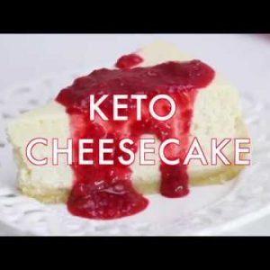 The Best Keto Cheesecake Recipe – Creamy & Dreamy – LowCarbSpark