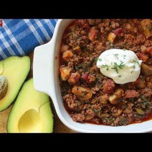 Keto Chilli Con Carne – Beef Chilli | Keto Recipes | Headbanger's Kitchen