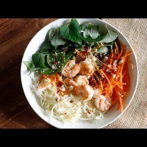 Keto Thai Shrimp Lettuce Recipe | Keto Meals | Keto Recipes for Beginners