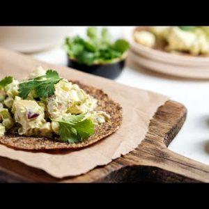 Keto Chicken Salad Recipe [Easy, Creamy, Low-Carb]