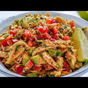 Keto Recipe – Venezuelan Chicken Salad