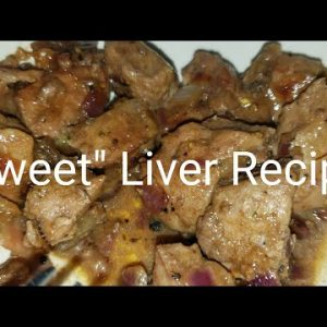 How I Cook Veal(Beef/Any) Liver. Keto recipe