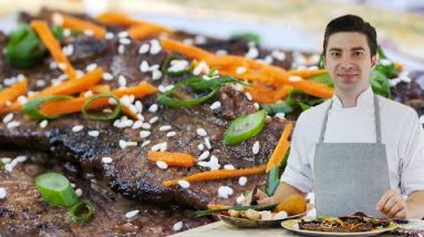 The Best Keto Korean Short Beef Ribs