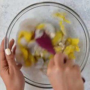 Shrimp Avocado Salad| Easy Keto Recipes| Healthy diet recipes|#shorts #youtubeshorts #reviewzone