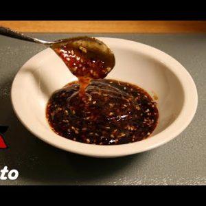 Keto Teriyaki Sauce and Glaze | Keto Japanese Recipes | Keto Recipes