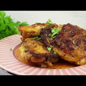 Easy Juicy Instant Pot Fall Off The Bone Chicken Thighs Low Carb Keto Recipe