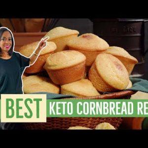 The BEST Keto Cornbread Recipe – Quick, Easy & Delicious