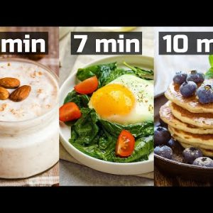 THE BEST KETO BREAKFAST EVER! 3 Easy Low-Carb Recipes