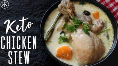 Keto Chicken Stew (Kerala Style Chicken Coconut Stew)    Keto Recipe   Headbanger's Kitchen