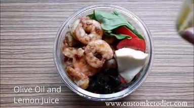 Keto Buttered Shrimp Salad Recipe – Keto Salad   Keto Recipes