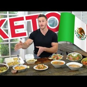Top Mexican Food Dishes to Order Keto