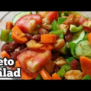 Keto Shrimp Salad Recipe By Cook With Kitty