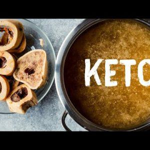 How to Make Delicious Bone Broth   Fasting Keto