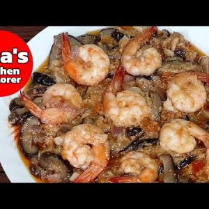 Shrimp & Mushroom In A Bisque Sauce Recipe – Keto Approved